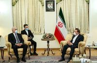 روابط تهران – باکو از سال ۹۲ تاکنون رو به توسعه بوده است/ اعلام آمادگی برای میزبانی از سفر رئیس جمهوری آذربایجان به تهران