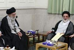 پیام تسلیت رهبر انقلاب اسلامی در پی درگذشت آیتالله سیدجعفر کریمی