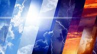 افزایش دمای هوا در اکثر مناطق کشور
