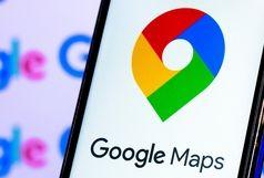 گوگل مپ جدید میزان شلوغی اتوبوس و مترو را اعلام میکند