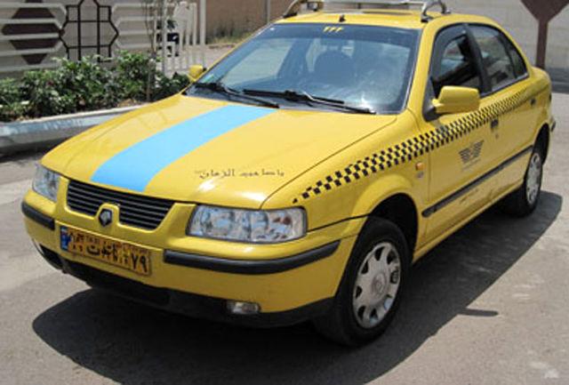 فعالیت کمتر از ۱۰ درصد تاکسیهای بوشهر