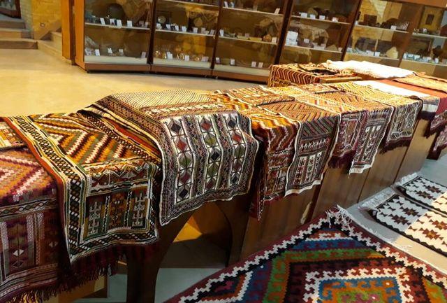 برپایی نمایشگاه دستبافتههای استان سمنان در وزارت میراثفرهنگی