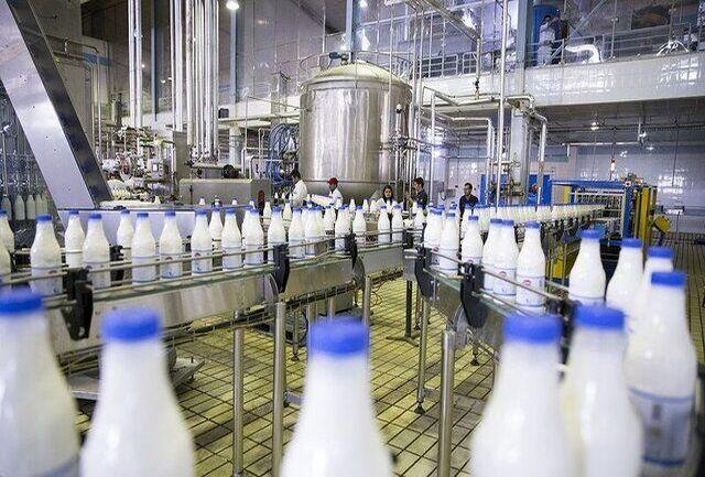 قیمت فروش شیر خام درب دامداری ۴۵۰۰ تومان مصوب شد