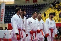 عسگری و آسیابری در اردوی تیم ملی کاراته