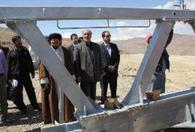 آغاز عملیات اجرایی ایستگاه اول طولانیترین تلهكابین دنیا در ارومیه