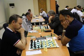 رقابتهای شطرنج جانبازان و معلولین کارکنان وزارت بهداشت