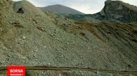 کشف پیکر یکی از معدنچیان زیرآوار مانده در معدن طزره
