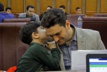 روز ششم ثبت نام انتخابات مجلس یازدهم _ فرمانداری رشت