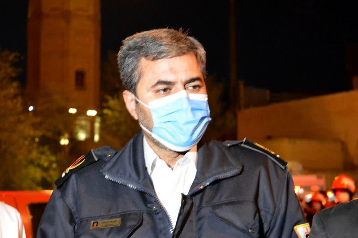 افزایش دو پست عملیاتی آتش نشانی در تبریز