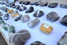 کشف ۱۰۰کیلوگرم موادمخدر دردرگیری مسلحانه با قاچاقچیان در دلگان