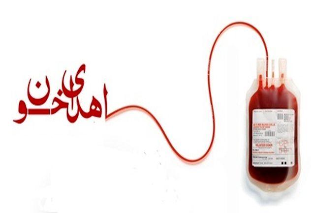 800 واحد خون؛ اهدایی عزاداران قمی