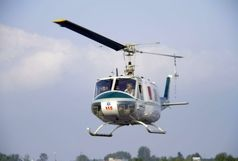 پرواز نجات بخش اورژانس هوائی برفراز شهرستان اهر