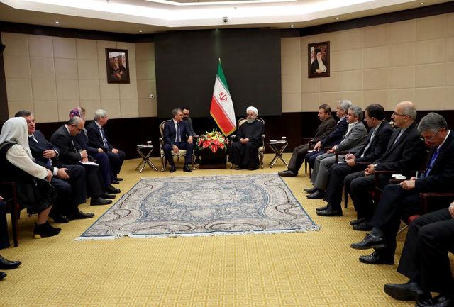 کشورهای ثالث قادر به ایجاد خلل در روابط ایران و روسیه نیستند