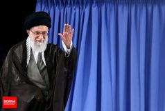 پیام رهبری در مراسم تشییع شهدای مدافع وطن قرائت شد