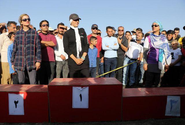 قهرمانی بانوی پاراگلایدرسوار استان آذربایجان غربی در مسابقات بین المللی سیلوانا