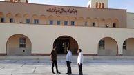 هنرستان شهید فخری زاده شهر تازیان در آستانه بهره برداری