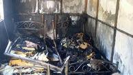 نشت گاز از سیلندر، انفجار همراه با آتش سوزی را در برداشت