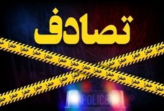 21 مصدوم در پی تصادف فجیع در آباده شیراز