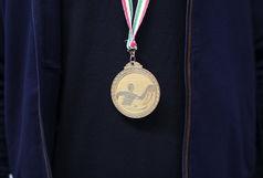 مدال طلای دوومیدانی کشور برگردن بانوی معلول خراسانی