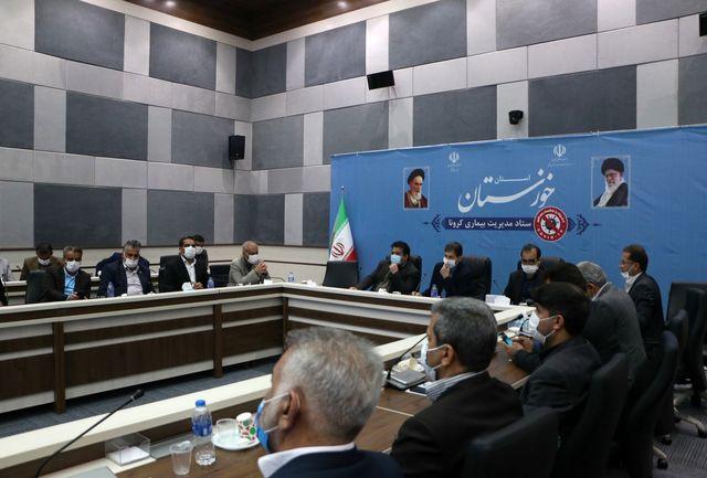 مهمترین و عمده ترین مطالبات شهرداری های خوزستان از وزارت نفت است/شیوهنامه سرمایهگذاری بخش خصوصی به منظور درآمدزایی بهتر شهرداریها تدوین شد/حقوق معوق کارکنان دغدغه مهم شهرداران خوزستان