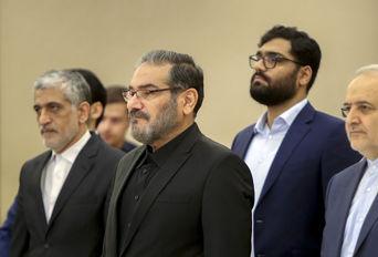 نخستین نشست دبیران و مشاوران امنیت ملی کشورهای منطقه ای