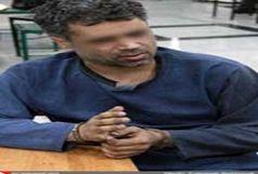 دستگیری مردی که همسرش را با روسری خفه کرده بود