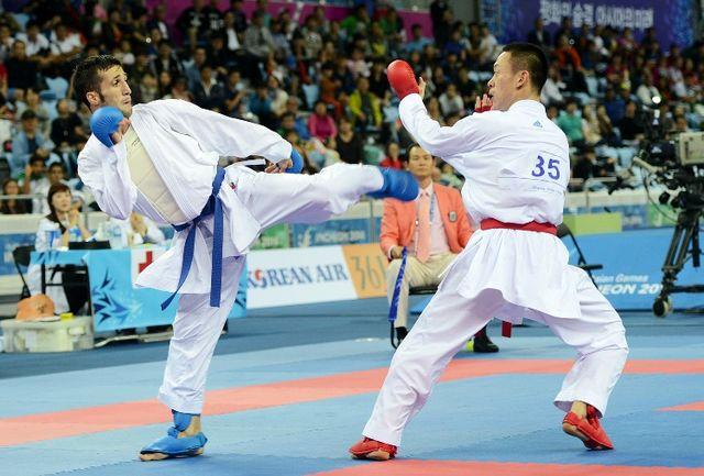 راهیابی کاراتهکای کرمانشاهی به دیدار ردهبندی  رقابتهای جهانی