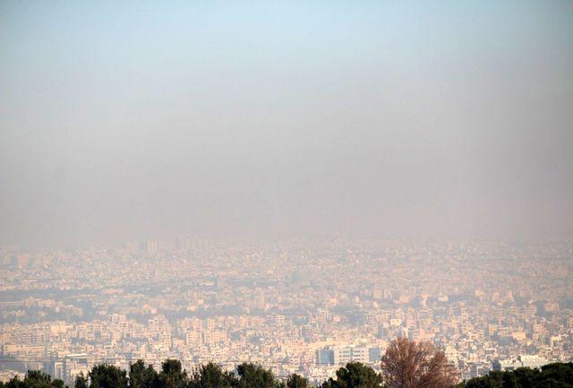 هوای اصفهان؛ ناسالم برای عموم