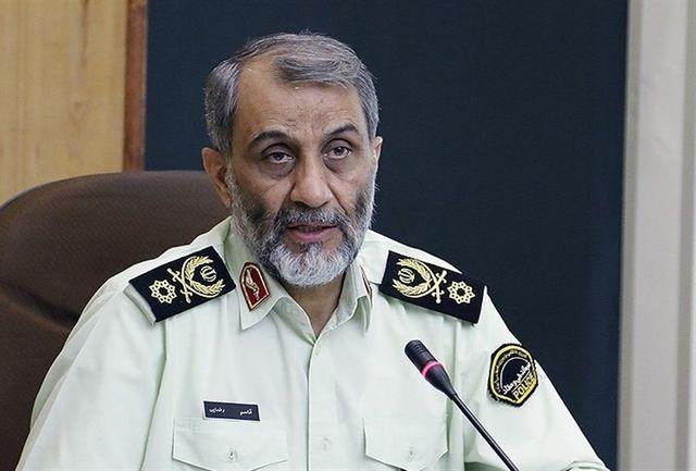 نیروی انتظامی برای برگزاری انتخابات آمادگی کامل دارد