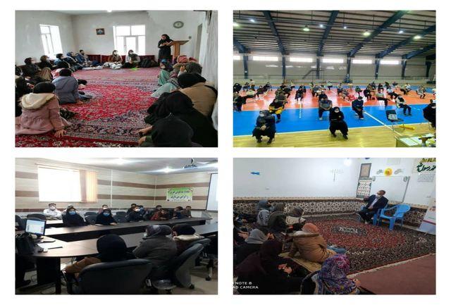 برگزاری بیش از  22 کارگاه آموزشی ویژه خانواده ها و جوانان در ایام الله دهه مبارک فجر