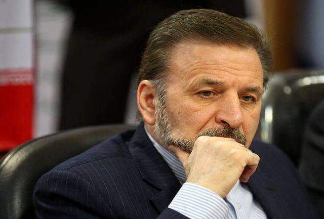 """رییس دفتر رییس جمهور به """"برادران اسماعیلی"""" تسلیت گفت"""
