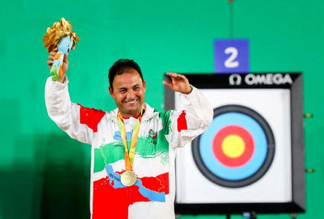رحیمی: خوشحالم که توانستم دوباره پرچم کشورم را بالا ببرم