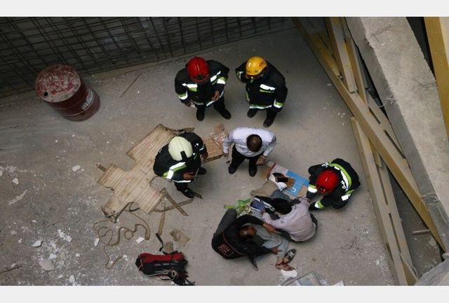 سقوط از ارتفاع موجب قطع عضو دختر ۱۶ ساله اراکی شد