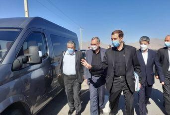 سفر وزیر بهداشت به آذربایجانغربی