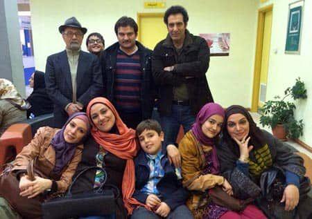 علی رضا بذرافشان با «هفت سنگ» به تلویزیون برگشت