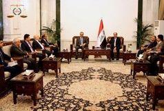 ادامه دیدارهای هیاتهای دو حزب اصلی کرد عراق در بغداد