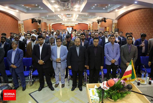 نشست صمیمانه ستاد خبری و فضای مجازی ستاد انتخاباتی دکتر روحانی/ ببینید