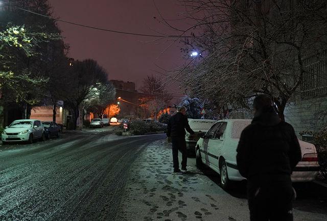 سرما در بیشتر نقاط کشور