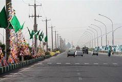 اتصال بلوار پیامبر اعظم(ص) به بلوار انتظار با مسیری به طول ۲۵۰۰ متر