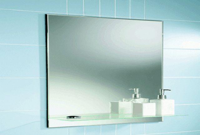چه کار کنیم آینه حمام بخار نکند؟