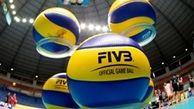 شکست نماینده مهاباد در لیگ دسته یک والیبال