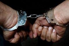 دستگیری ۷ متهم تحت تعقیب قضائی در رودان