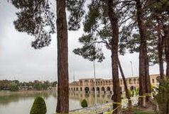 هوای اصفهان همچنان در وضعیت سالم است