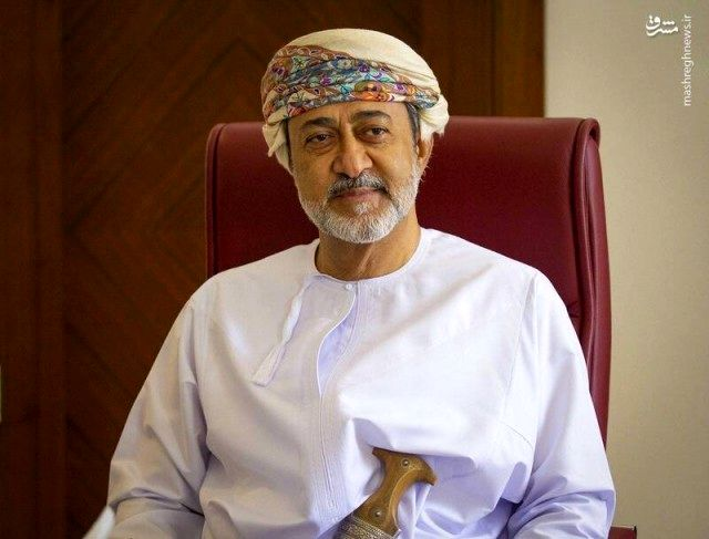 پادشاه جدید عمان معرفی شد