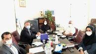 جلسه هماهنگی انجمن تکواندو ناشنوایان برگزار شد