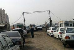 توقیف ۱۸ دستگاه خودروی سواری حامل سوخت قاچاق در بندرعباس
