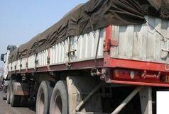 کشف محموله میلیاردی کالای قاچاق در محور ارومیه-تبریز