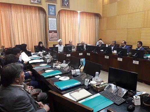 حضور فرماندار شمیرانات در نشست کمیسیون فرهنگی مجلس شورای اسلامی