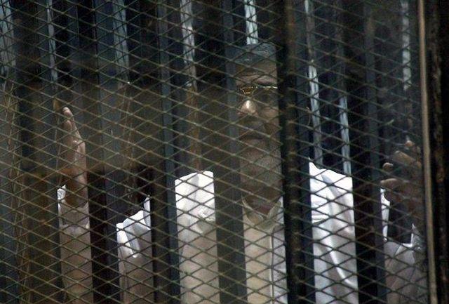 """اعدام """"مرسی"""" به دلیل ارتباط با سپاه و حزب الله"""