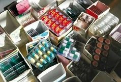 کشف 580 هزار قلم دارو در سیستان و بلوچستان